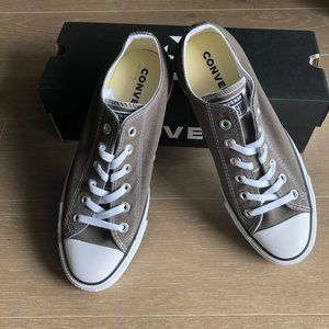 Converse All Star Low Cut Sneakers Charcoal Size 9